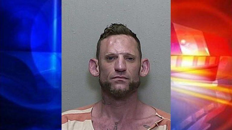 Career criminal completely ear-responsible, arrested for VOP on felony warrant