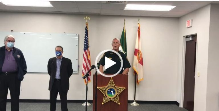 """Florida sheriff says someone """"hacked"""" into water system in attempt to contaminate the drinking water"""