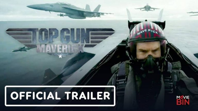 Top Gun: Maverick — New Official Trailer — after many delays, the much-anticipated movie will soon be in theaters