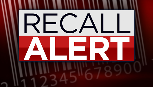 Recall on certain consignments of various sizes of frozen cooked, peeled, deveined, shrimp