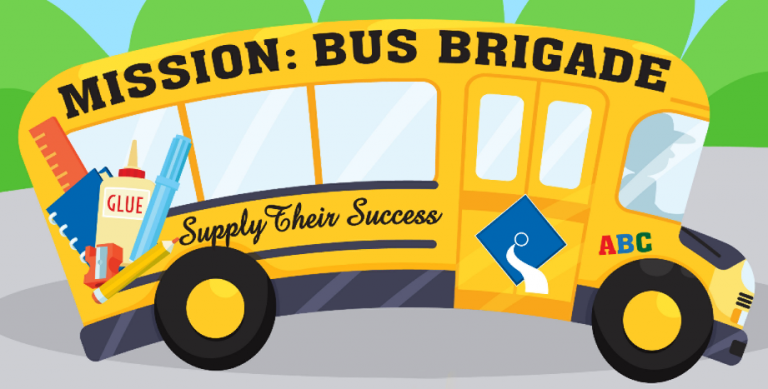 Back to School Bash and supply drive for needy families