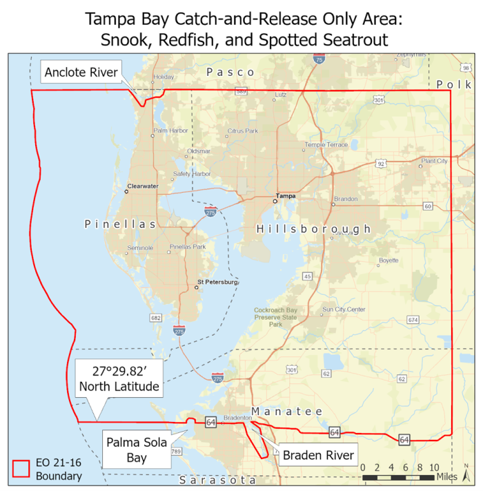 catch and release in florida. ocala news, ocala post