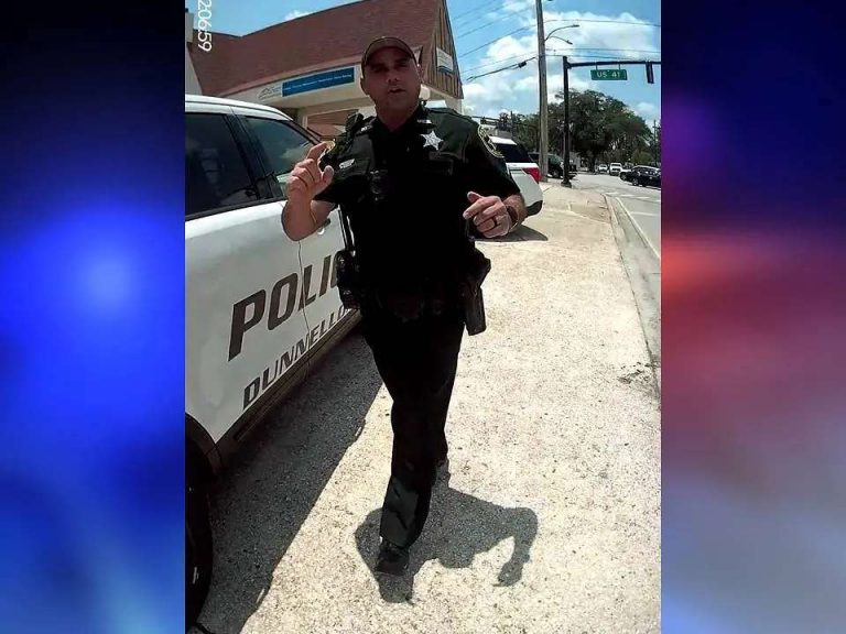 Charges against disabled man who was filming police dropped