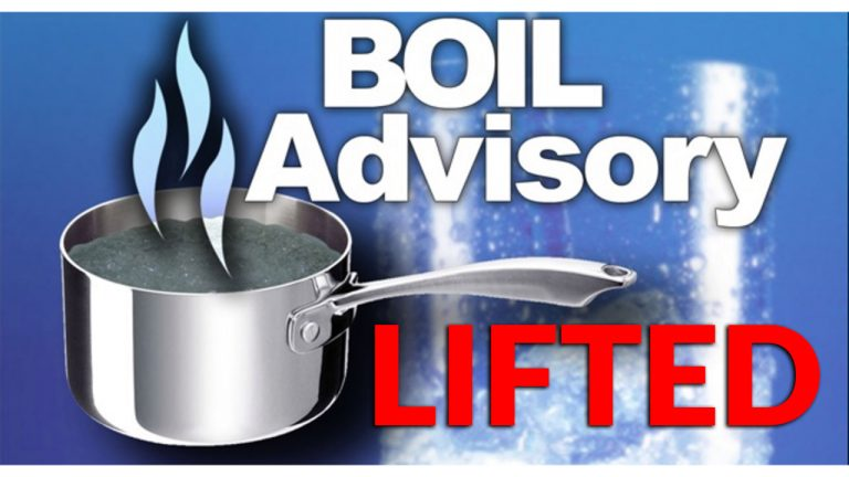Marion County Utilities has rescinded a precautionary boil water notice