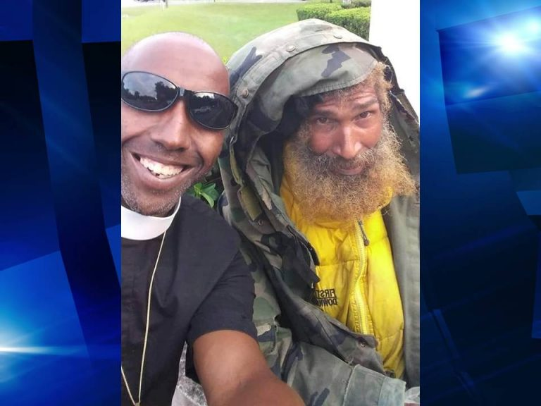 Community saddened after well known soul named George, a veteran, passed away