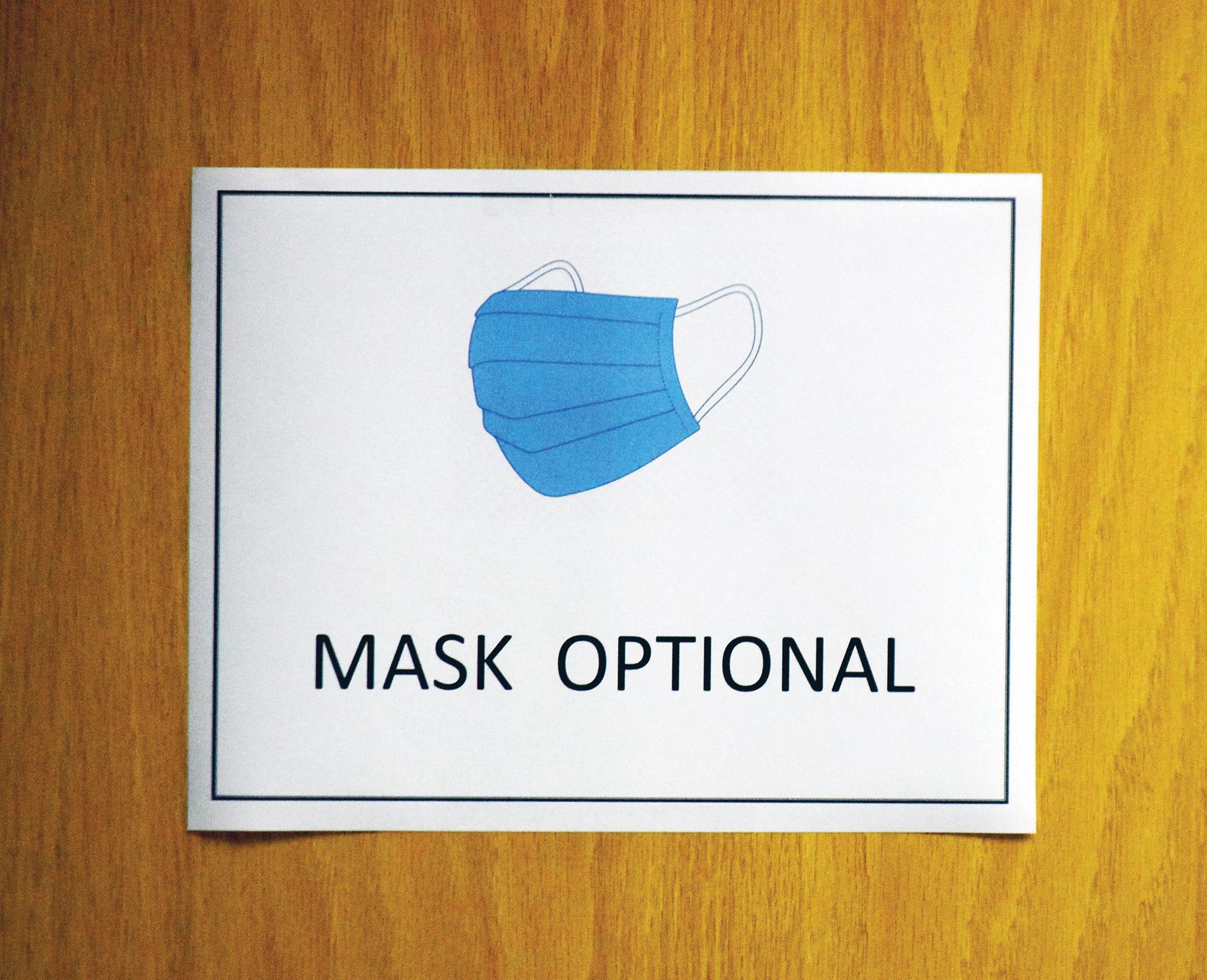 ocala news, ocala post, mask optional