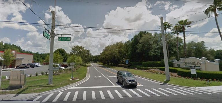 More over development and massive traffic jams on the way for County Road 484